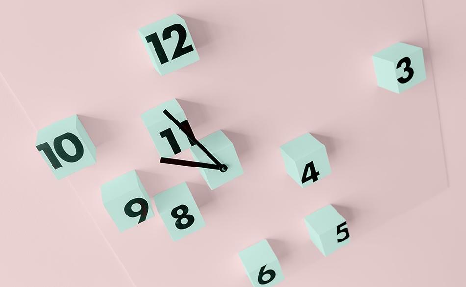 Un calendrier de la crèche écologique Montessori de Pantin